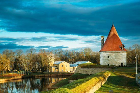 Kuressaare: gwiazda wśród estońskich kurortów