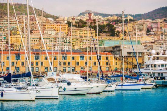 Genua: atrakcje wielkiego portu