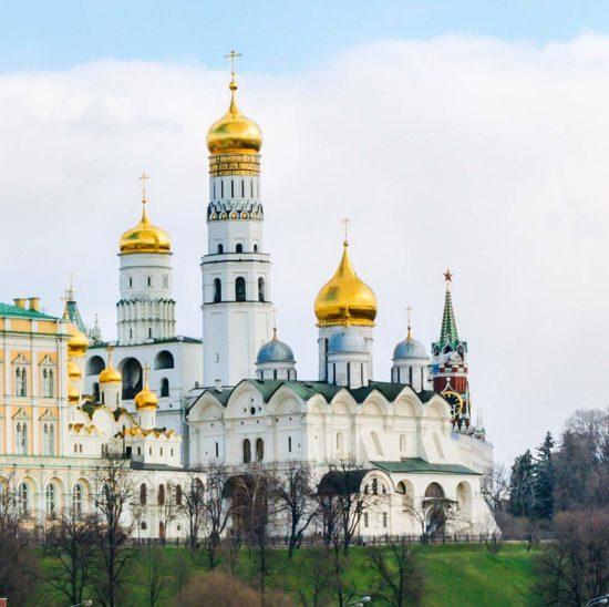Moskiewskie atrakcje. Monaster Nowodziewiczy