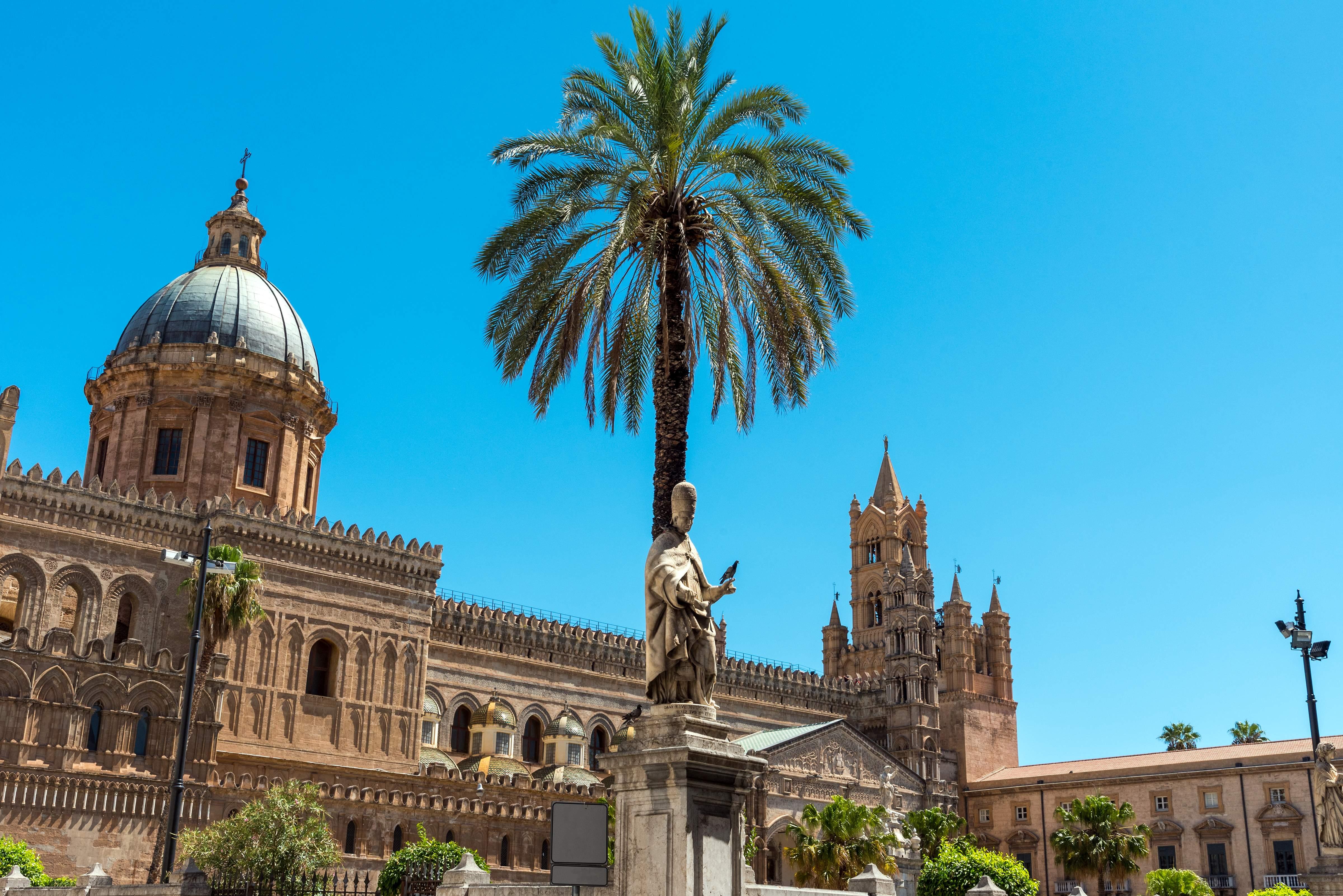 Palermo-  sycylijska stolica dla turystów